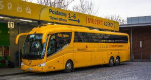 Международные автобусы в Чехии