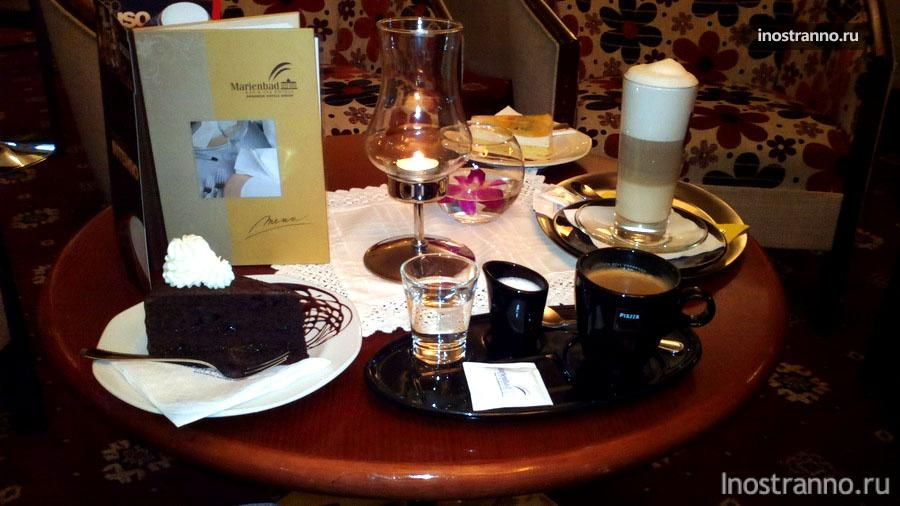 пражские кофейни