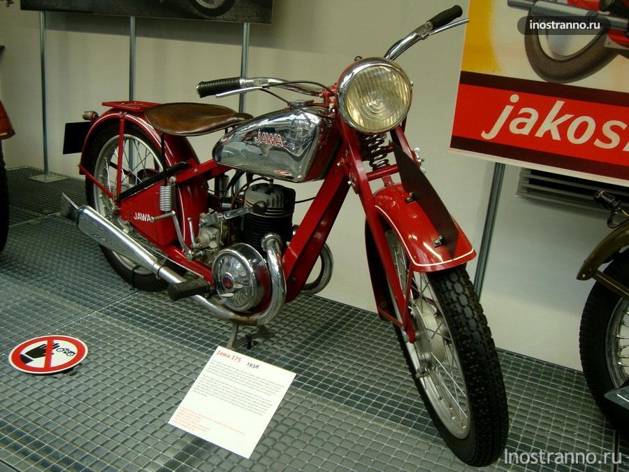 Мотоцикл Jawa 175