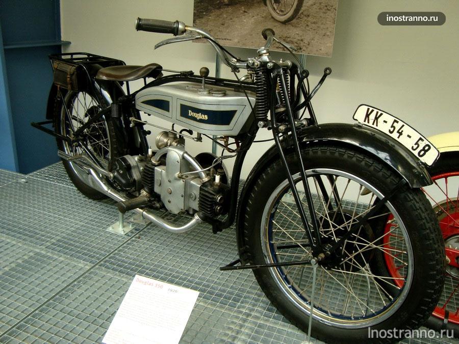 Douglas Classic Motorcycle 350