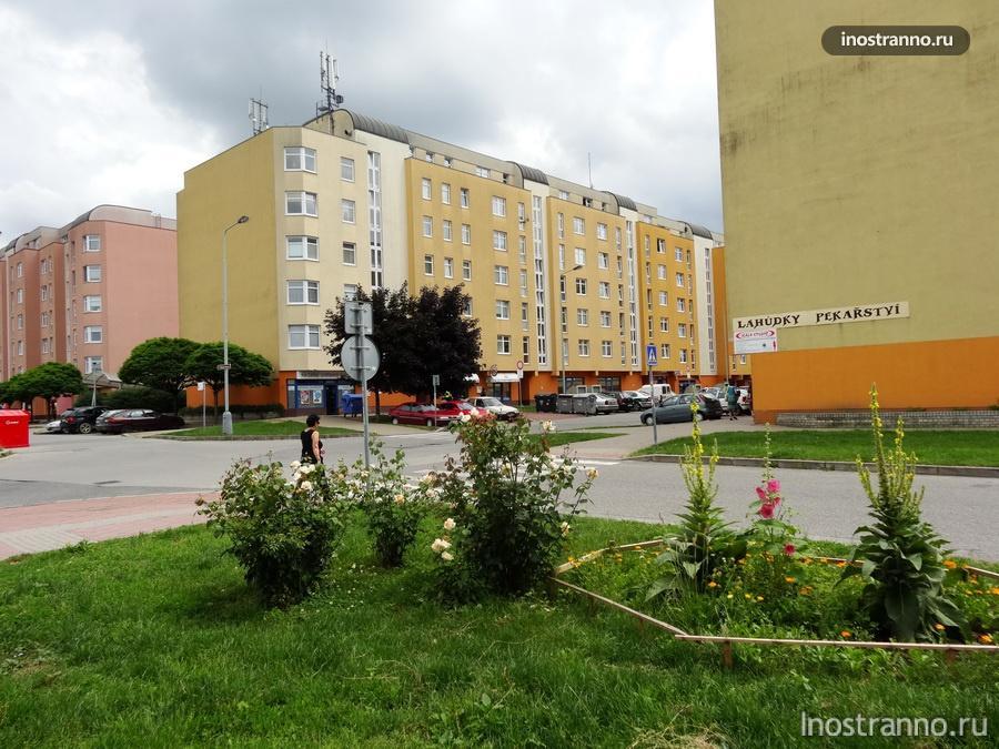 квартиры в Праге