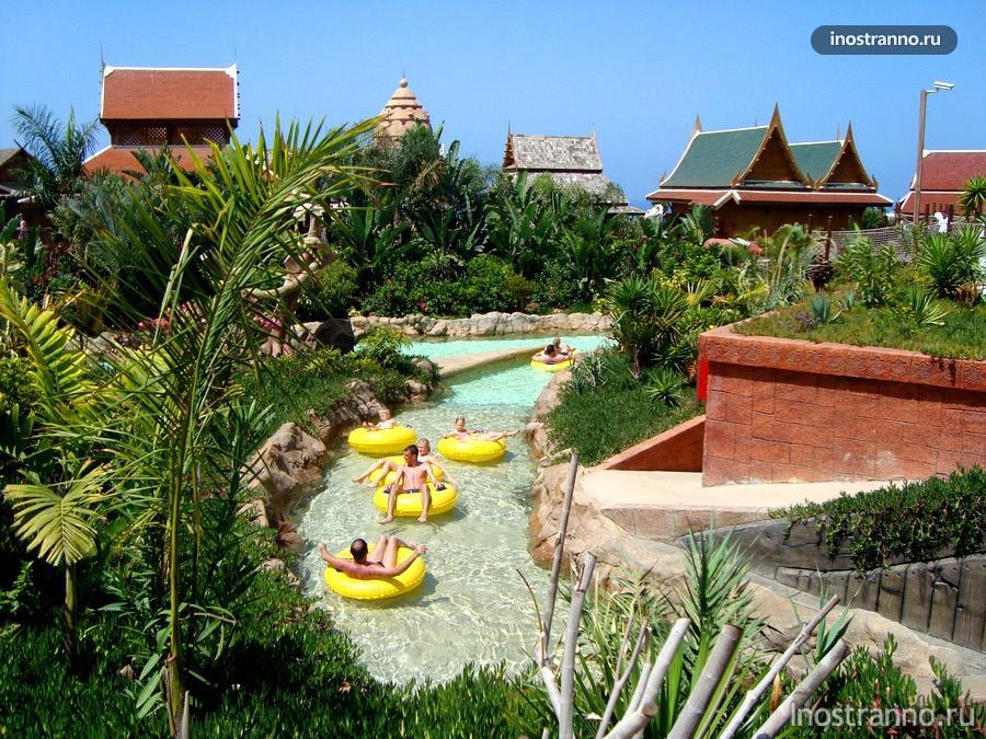 аквапарк сиам парк