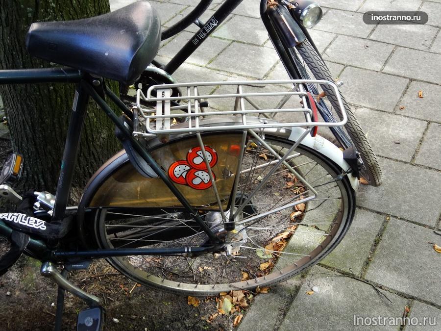 Голландский тюнинг велосипеда