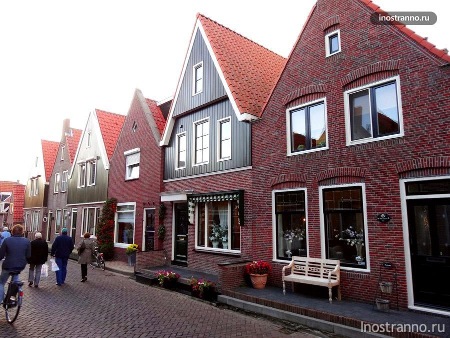 holland village volendam