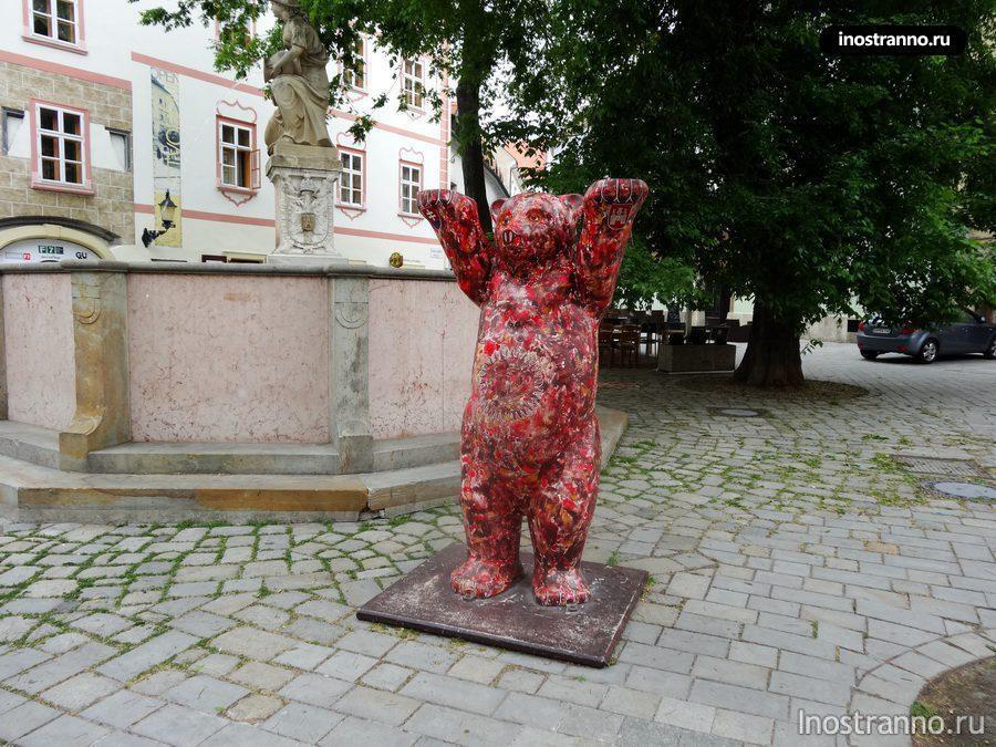 берлинский мишка - united buddy bears