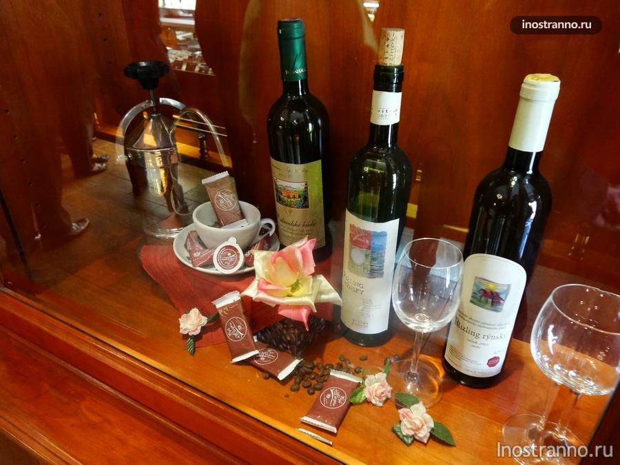 вино в словакии