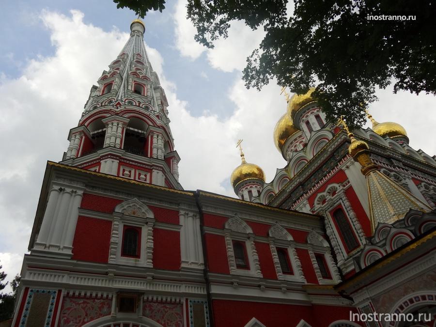 Церковь в Болгарии, Шипка