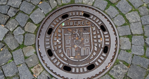 Чешский город Либерец