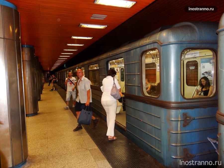 поезд «Мытищинского машиностроительного завода»