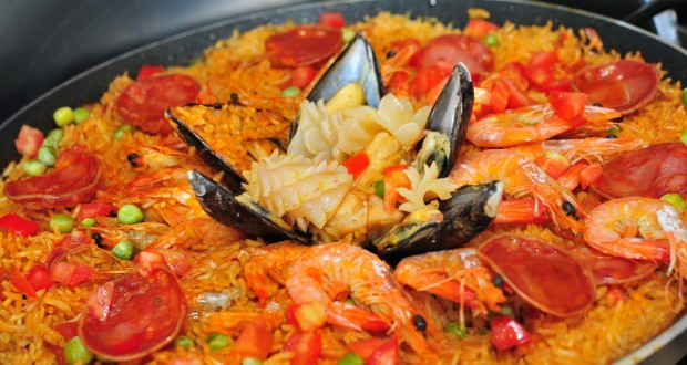 Обедаем по-испански в Каталонии