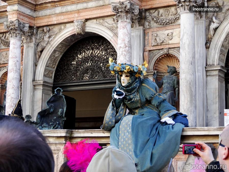 карнавал в Венеции - Италия