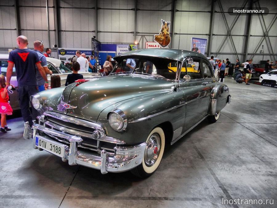 Chevrolet Styleline Deluxe 1949