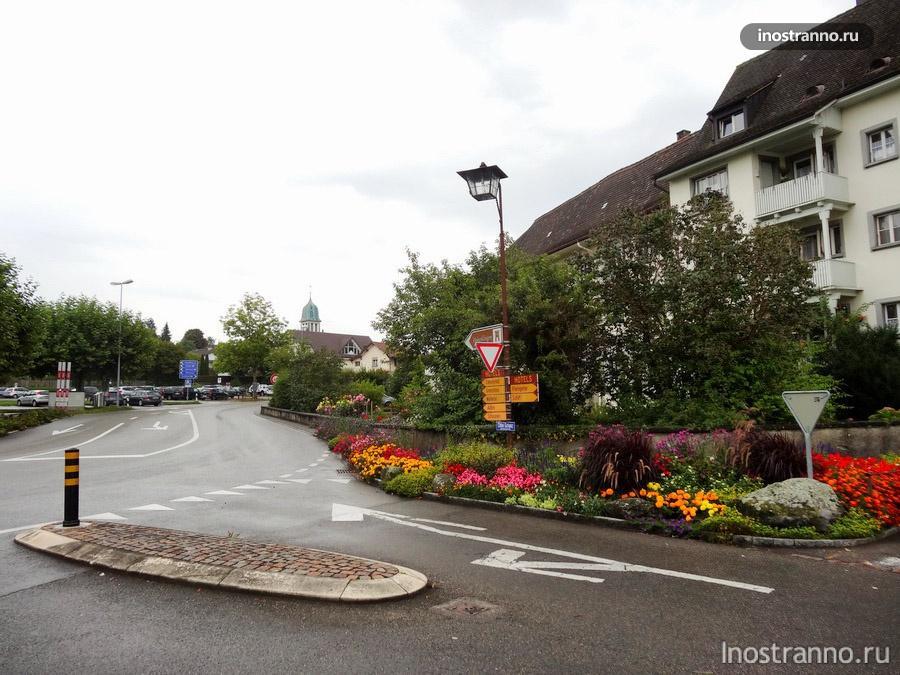 Штайн-на-Рейне - Швейцария