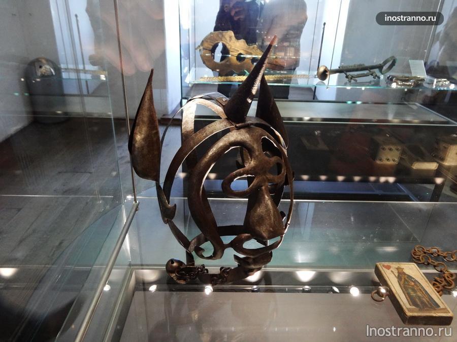 орудие для пыток в зальцбурге
