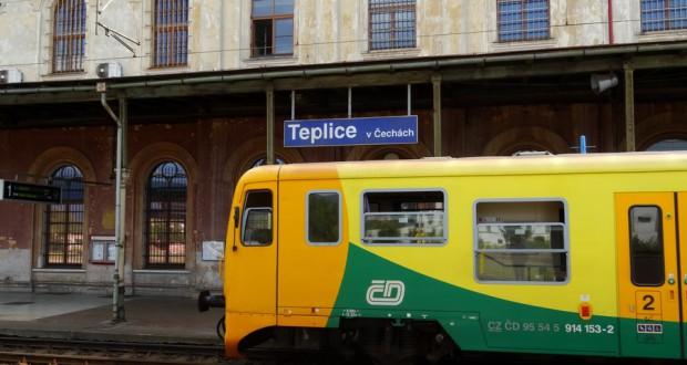 Курортный город Теплице