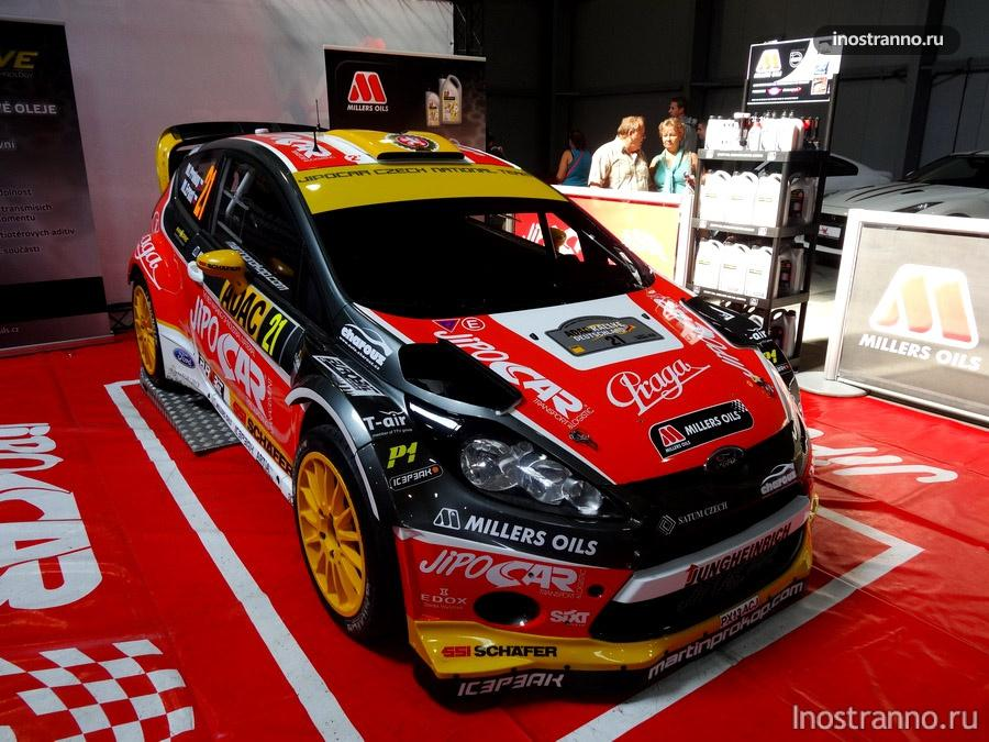 Ford Focus For Rally