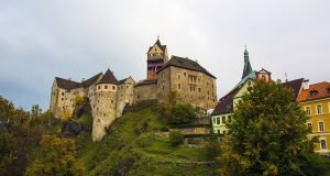 Замок Локет у Карловых Вар