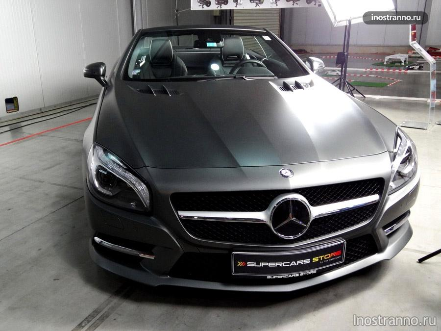 Mercedes-Benz SL500 7G-Tronic