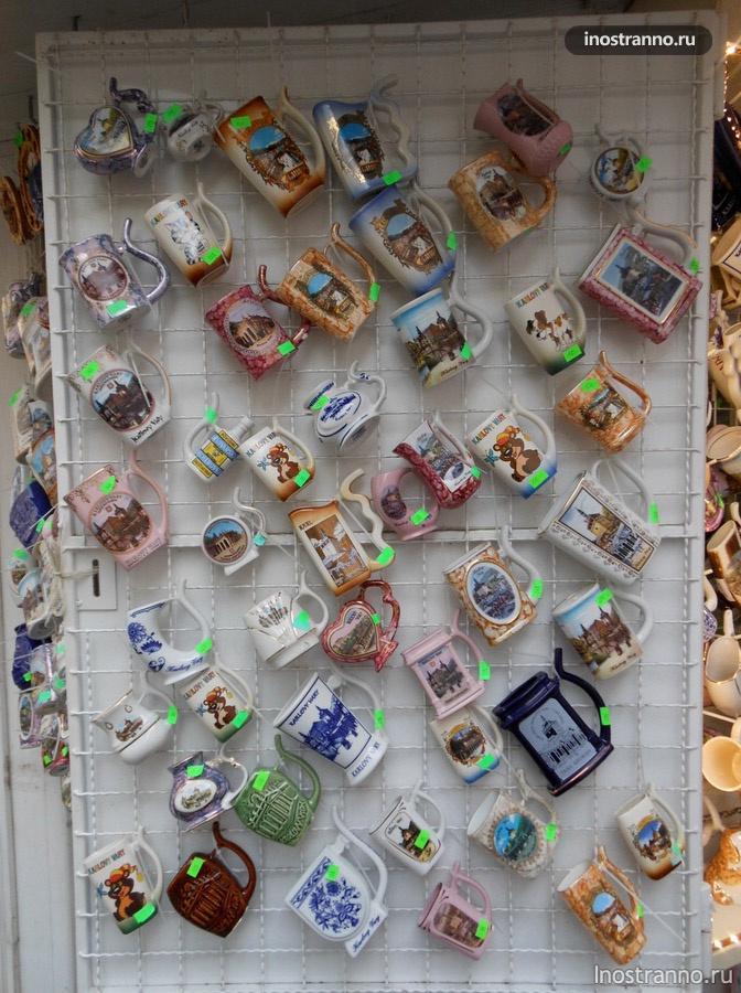 сувениры карловы вары
