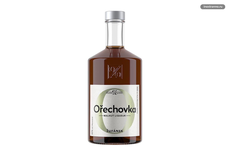 Ореховка самый вкусный чешский ликер