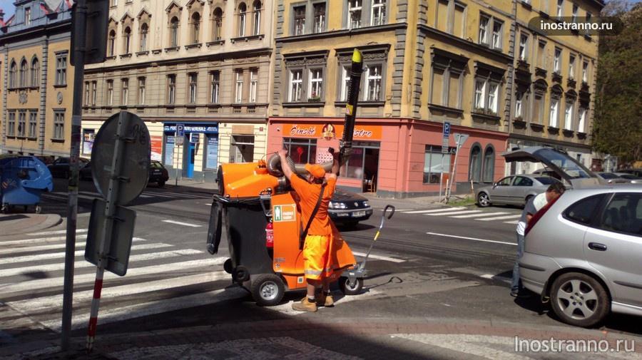 вакуумные пылесосы в Праге