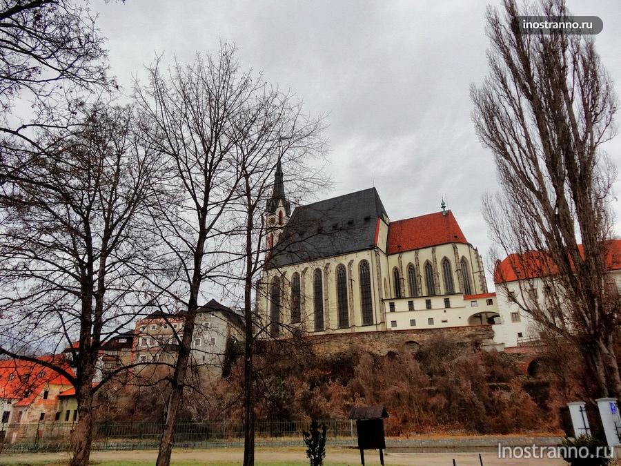 Собор Святого Витта - Чешский Крумлов
