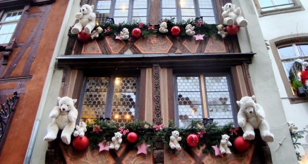 Рождество 2020 рождественская ярмарка в Страсбурге