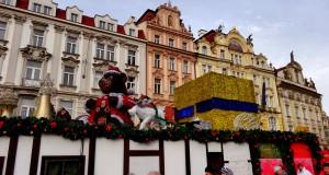Где встретить Новый год 2020 в Праге? Рестораны и новогодние ужины.