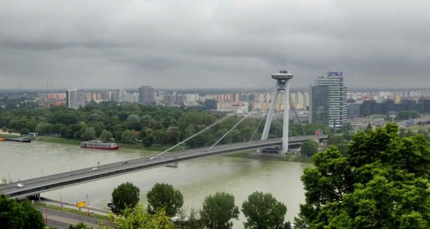 Города на реке Дунай