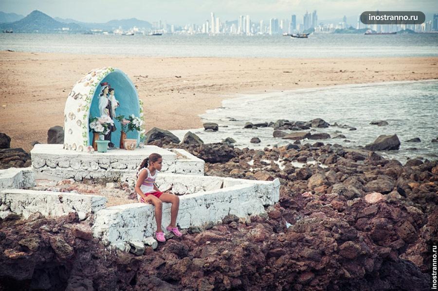 остров табога панама-сити