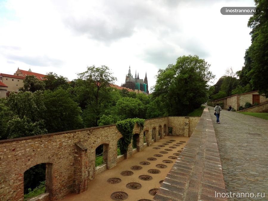 Прага - королевский сад