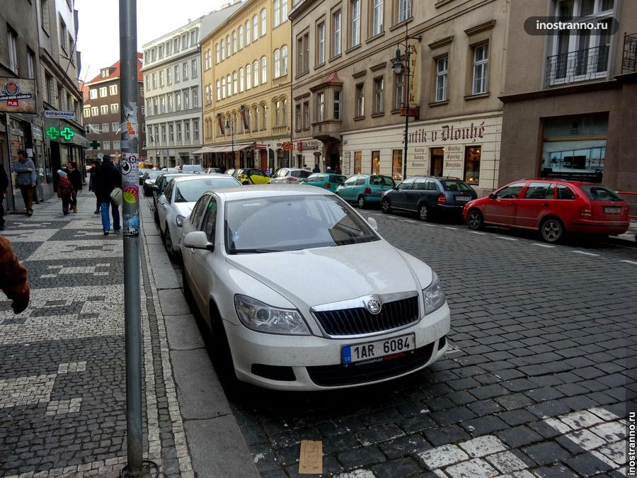 На чем ездят Чехи?