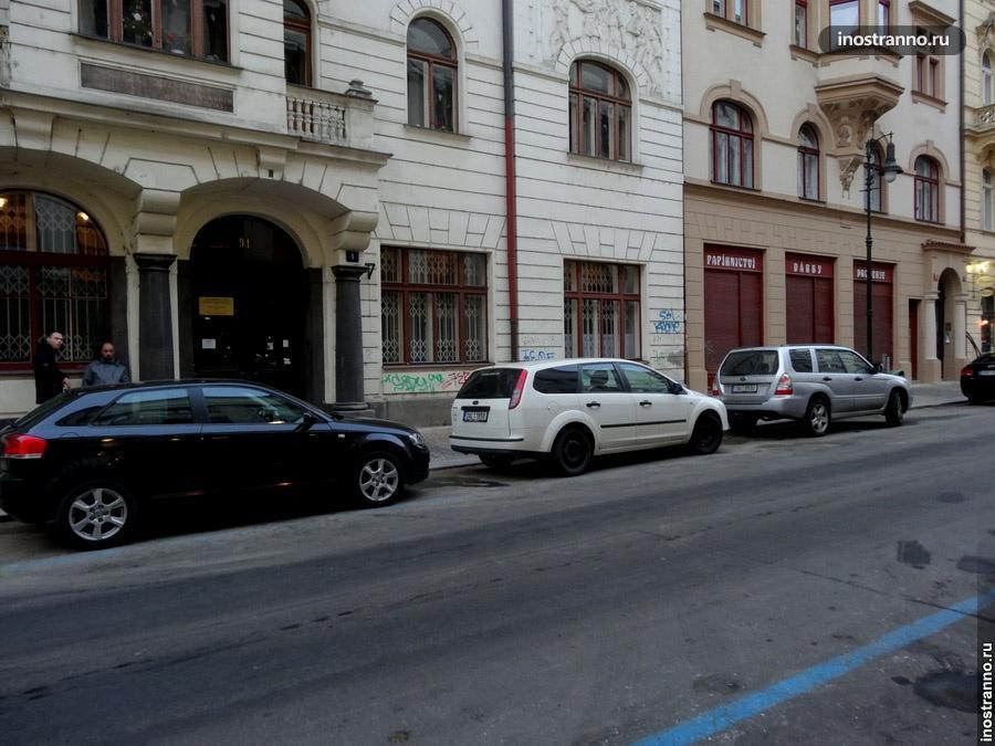Автомобили в Чехии