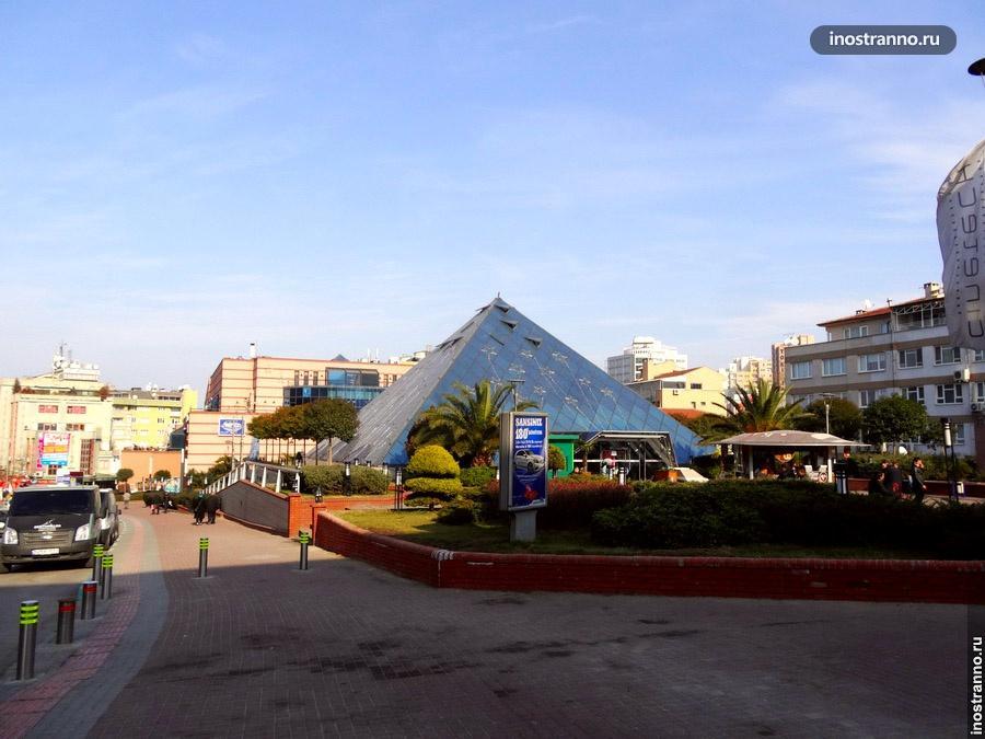 торговый центр в Бурсе