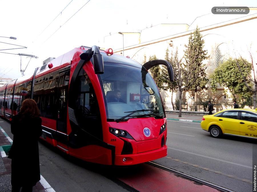 Турецкий трамвай