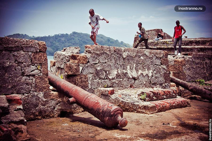 форт портобело панама