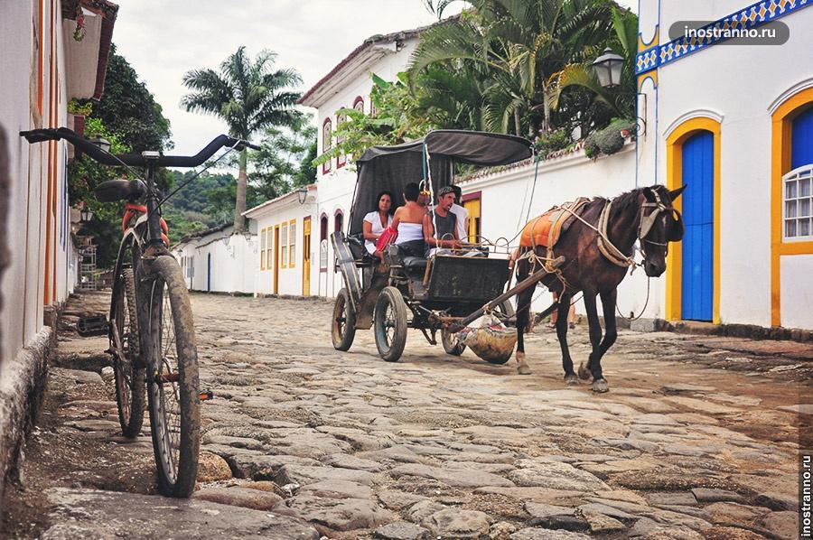 парати рио бразилия