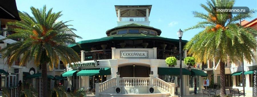 cocowalk шоппинг в майами