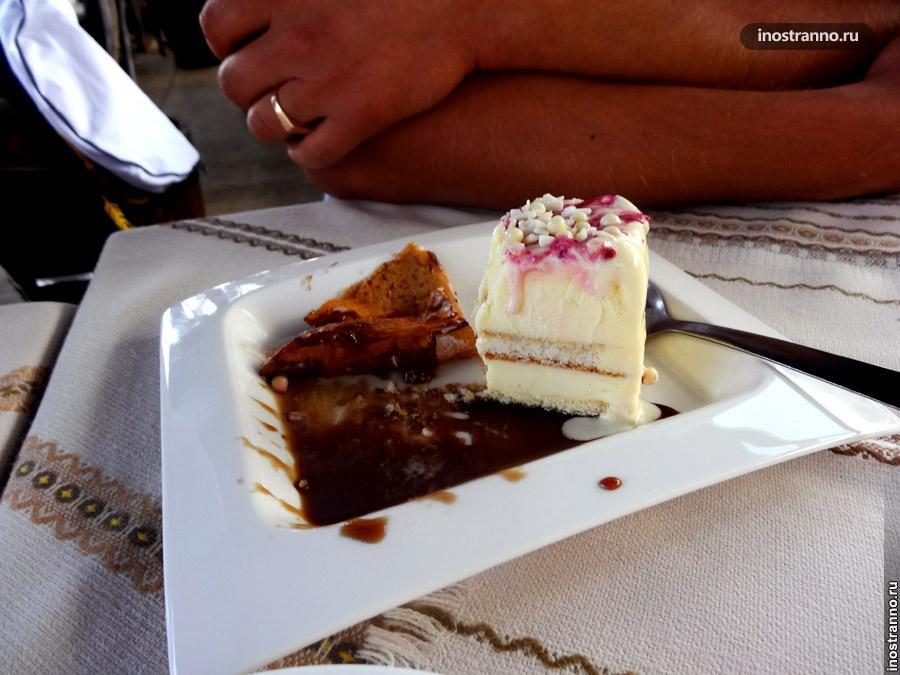 болгарский десерт