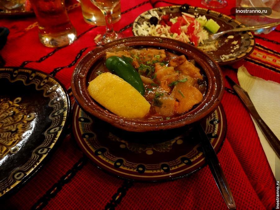 запеченные болгарские перцы