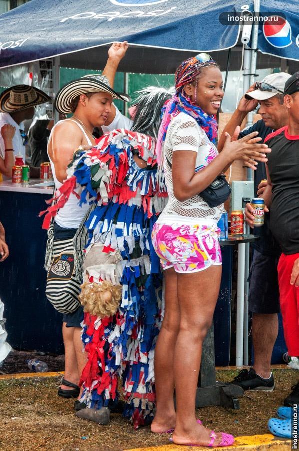 карнавал в панаме