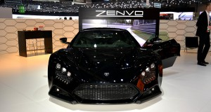 Суперкары Женевского автосалона