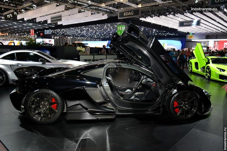 Lamborghini на женевском автосалоне