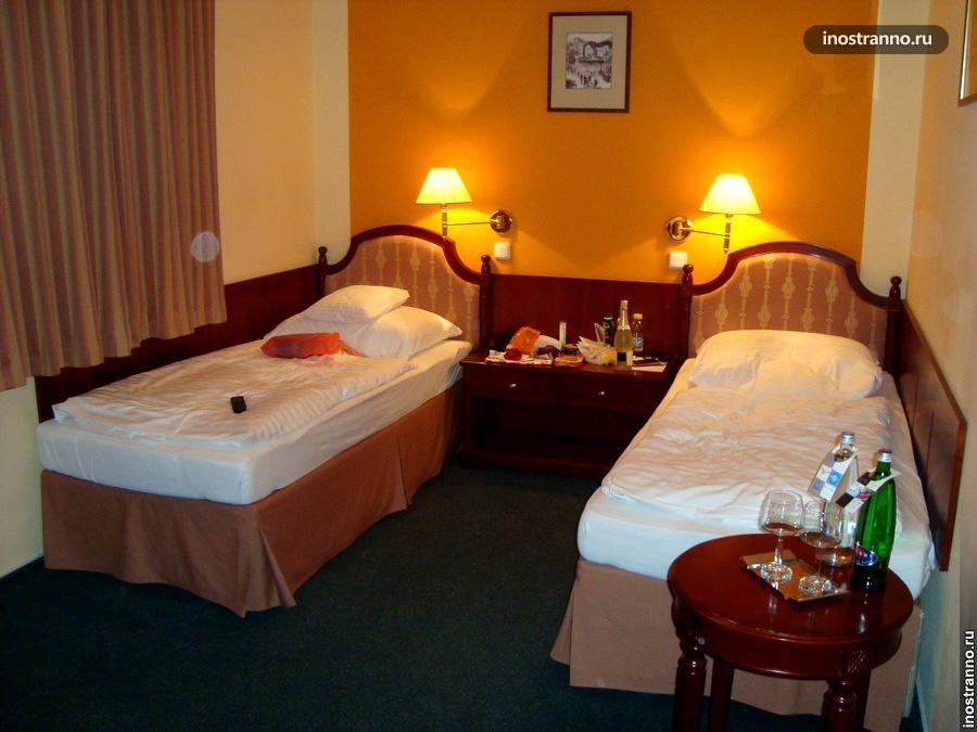отель в марианских лазнях