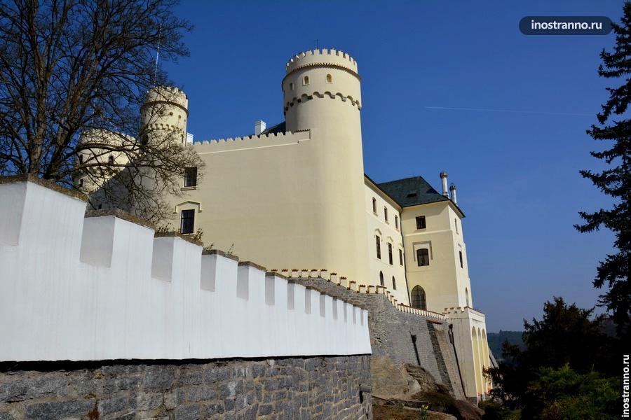 Замок Орлик - Zamek Orlik