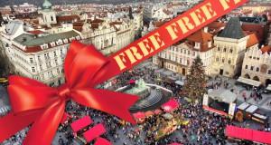 В Праге бесплатно