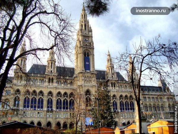 Ратуша в Вене