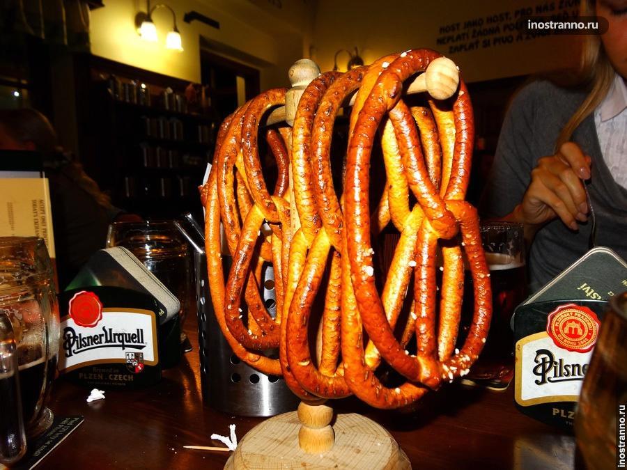 Ресторан в Праге U Kalicha