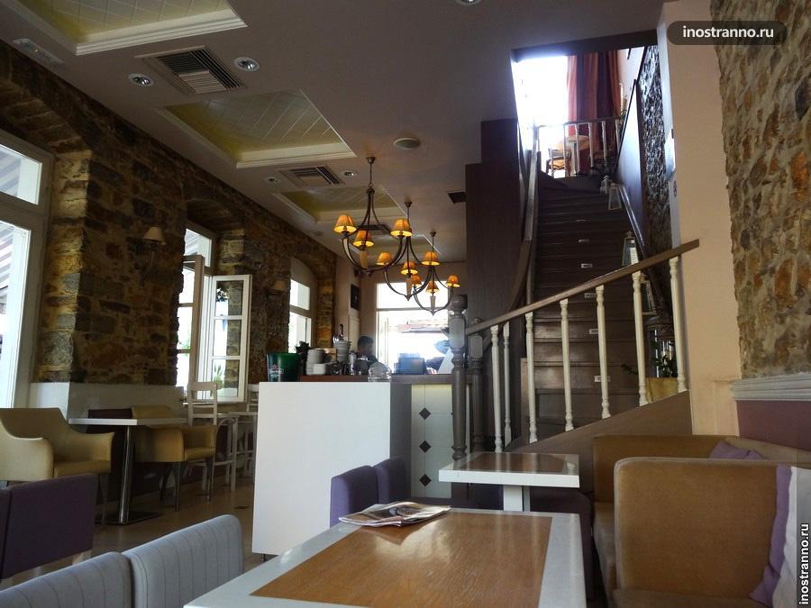 кофейня в Греции