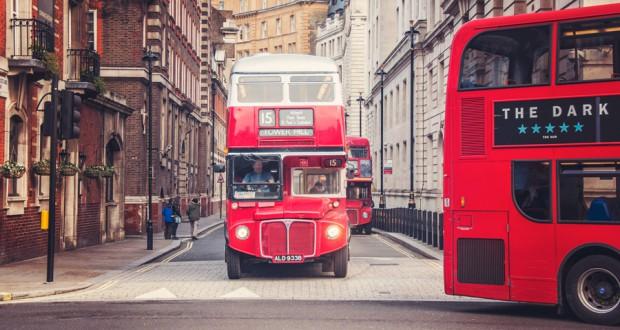 В Лондоне бесплатно